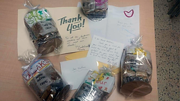 """Sweet Somethings to Say: """"Thank You!"""""""