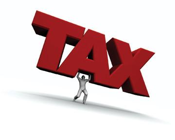 2016年企业报税日历