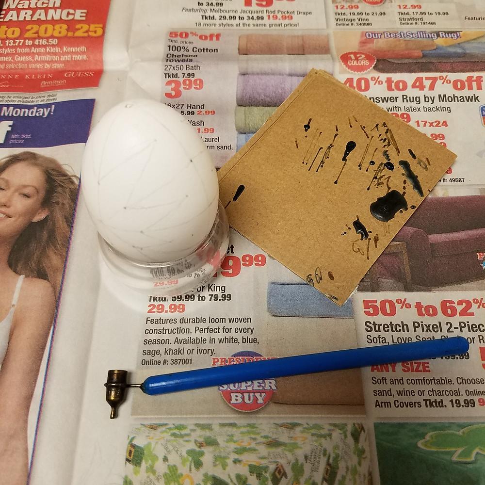 wax tool