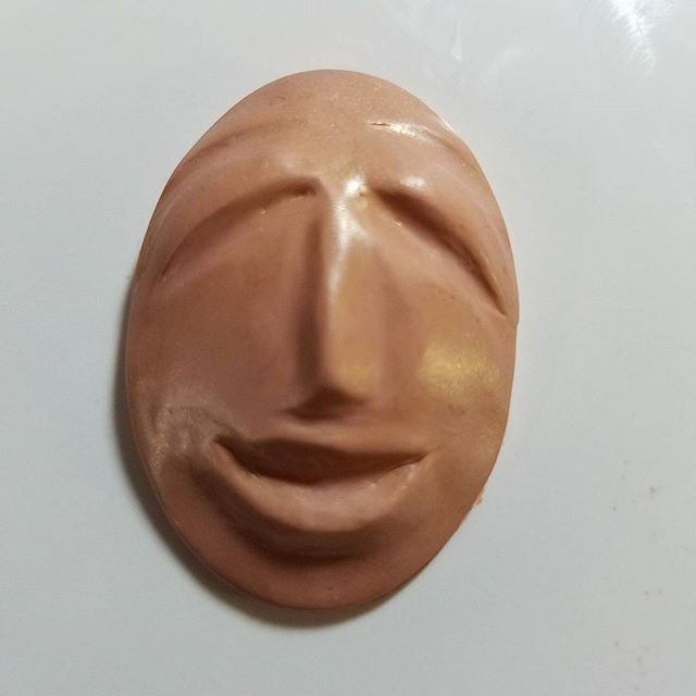 face for mold