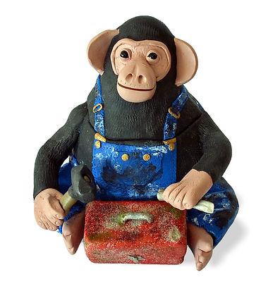 Grease Monkey - Eileen Cressman-Reeder_w