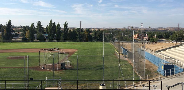Yucaipa High School Varsity Baseball Field