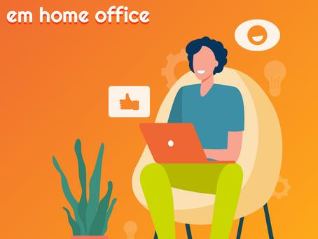 Como motivar seus colaboradores no Home Office