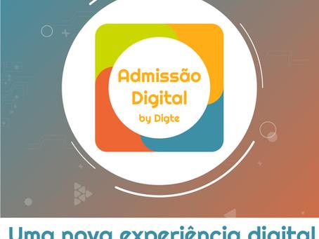 Uma Nova Experiência Digital