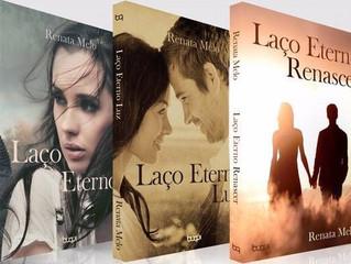 Trilogia Laço Eterno, por Renata Melo