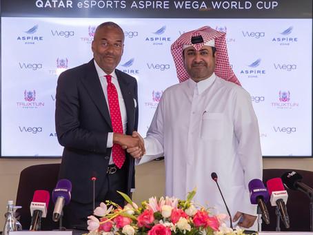 Le Qatar dévoile son ambition pour faire de Doha , la capitale de la Coupe du Monde esport 2022.