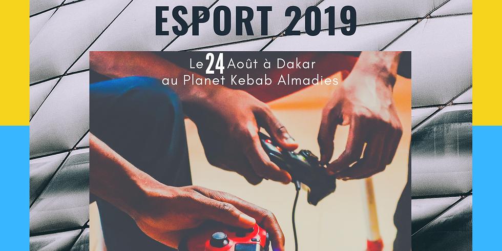 Esport GKligue Dakar Saison 2 2019 sur FIFA19