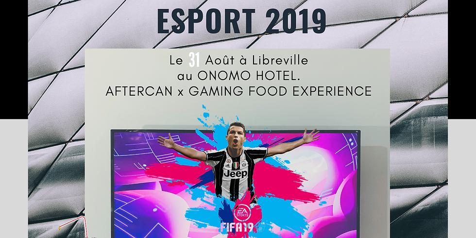 Esport GKligue Libreville Saison 2 2019 sur FIFA19