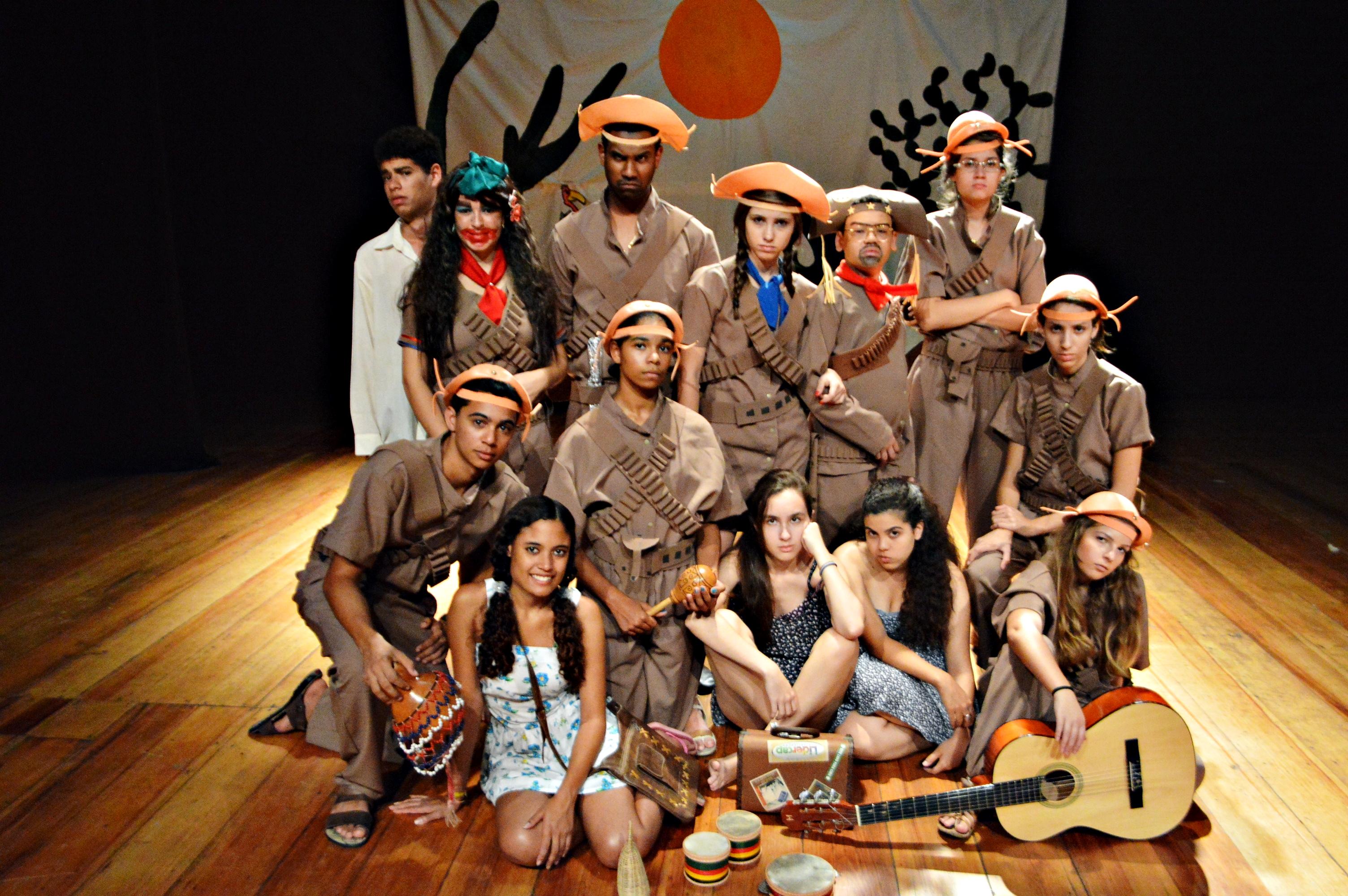 curso de teatro em brasília