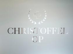 Christoffel OP Corporate Identity Arbeit: Konzept, Realisation, Logo