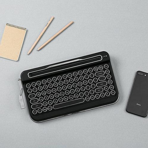 Penna Keyboard(Black Chrome)