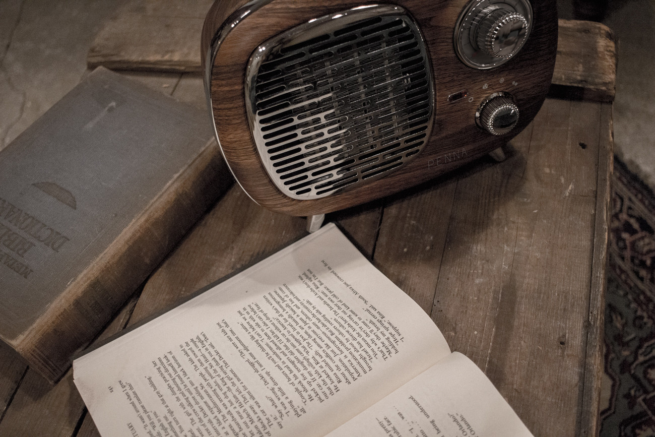 Penna Radio Heater