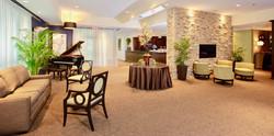 The Metropolitan Club living room