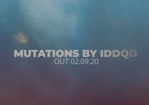 Mutations is out now! (Plus other news!)