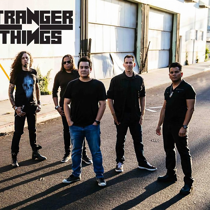 LIVE Concert! With Stranger Things band