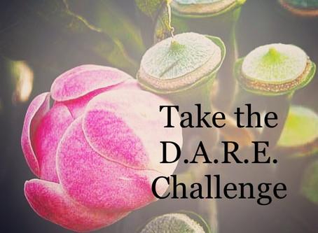 Take the DARE Challenge