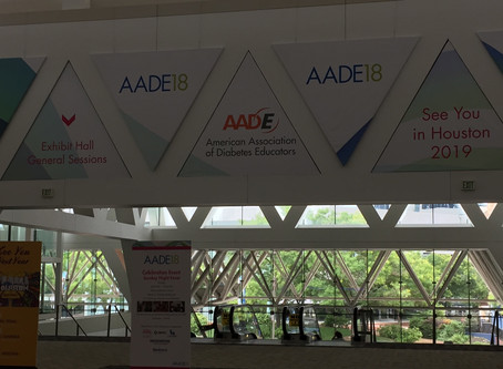 Our Team Attends AADE