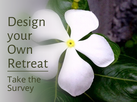 Design Your Own Retreat
