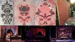 Translucent Wallpaper Process