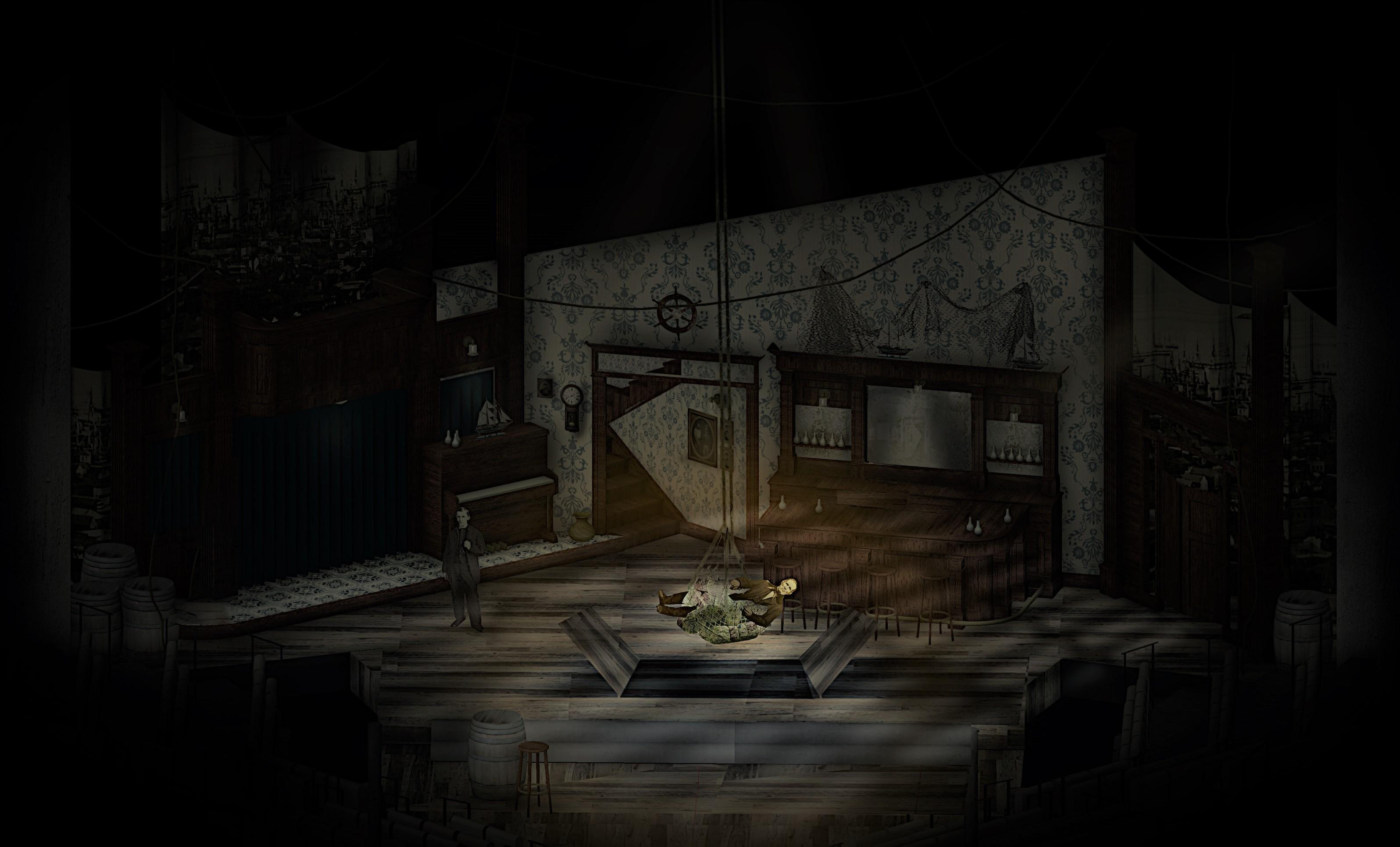 12N Malvolio Trap