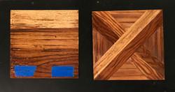 Parquet Wood Sample