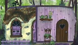 Granny's Cottage Interior