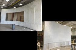 Stucco Process