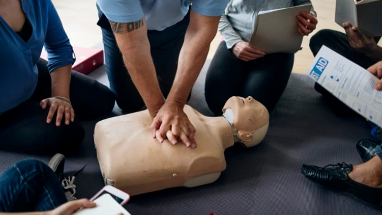 In-Person BLS Skills Session Only