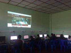 Kalay University, Jan 2017