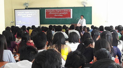 Bago University, Feb 2017