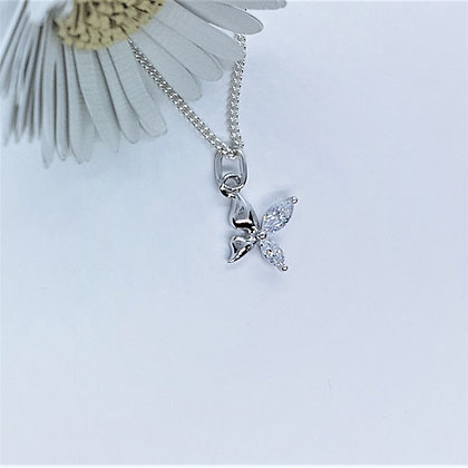 'Float Like a Butterfly' Necklace