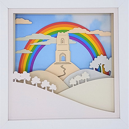 Glastonbury Tor Frame