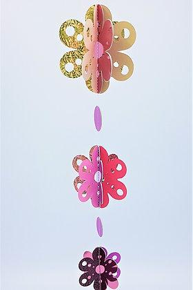 Bubble-Flower Mobiles