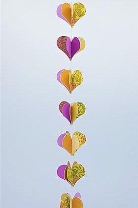 Heart Mobiles - Peachy Keen