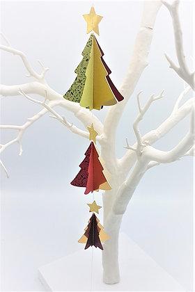 Christmas Tree Mobiles
