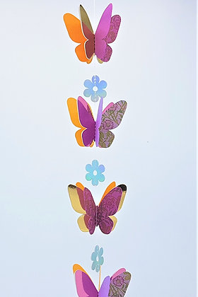 Butterfly Mobiles