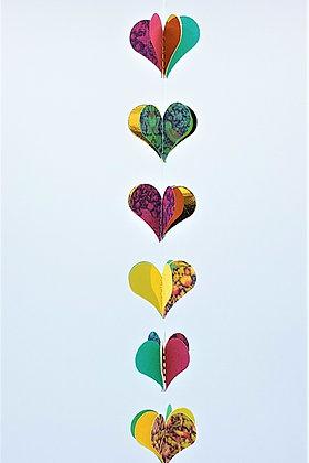 Heart Mobiles - Rich Bolds