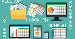 Excel formulas efektīvam darbam ar datiem