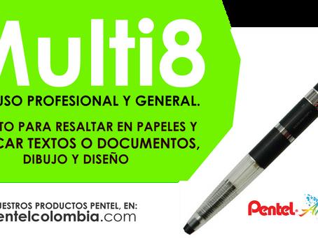 Multi8 marca Pentel