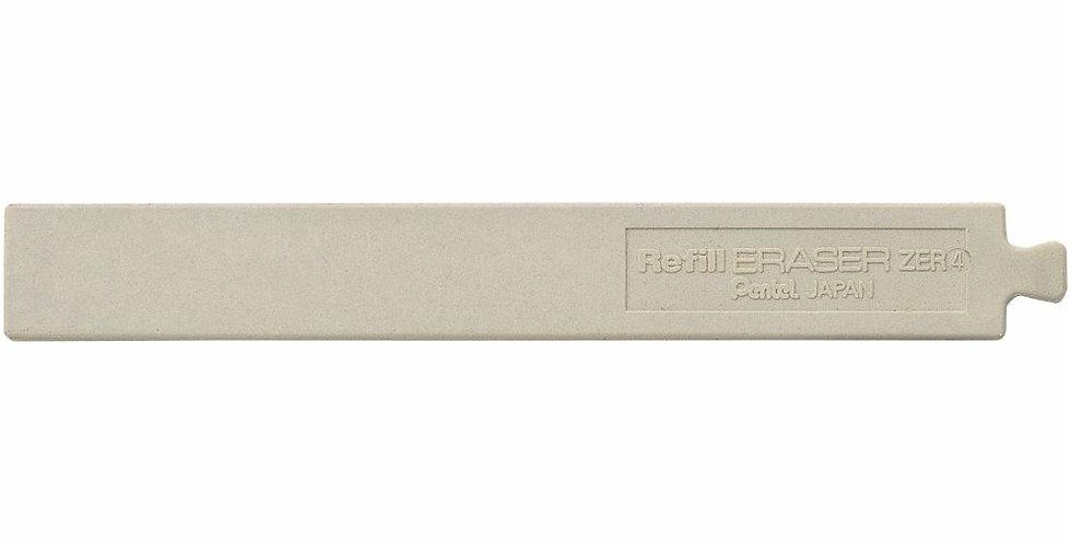 Borrador Repuesto para el Porta-Borrador ZE32-Y Hyperaser (ZER4-1) sistema cremallera metálico