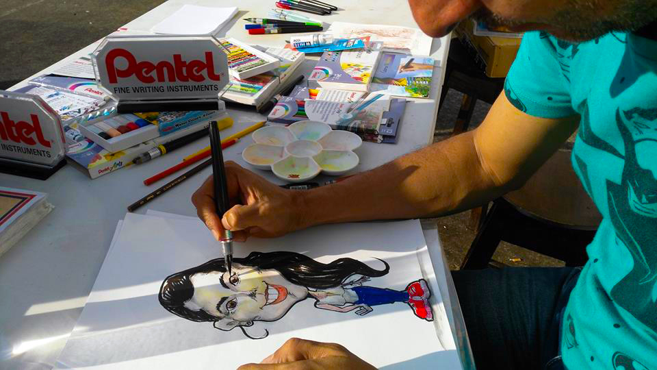 ¡Artistas en Acción!