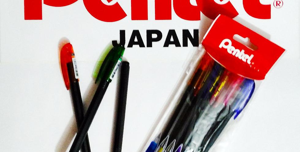 Boligrafo GEL  X 2 Colores