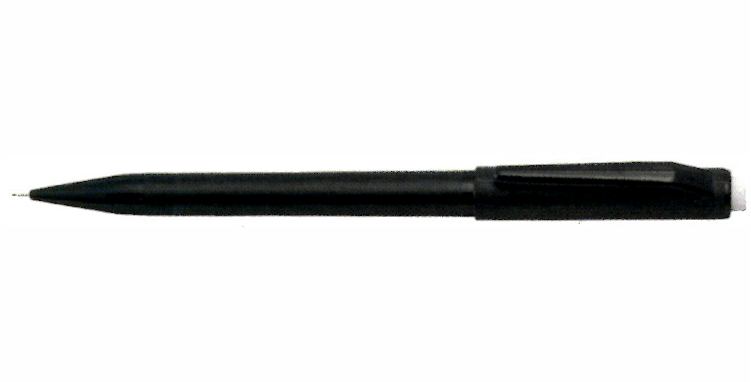 Portaminas Twist-Erase (QE405) negro