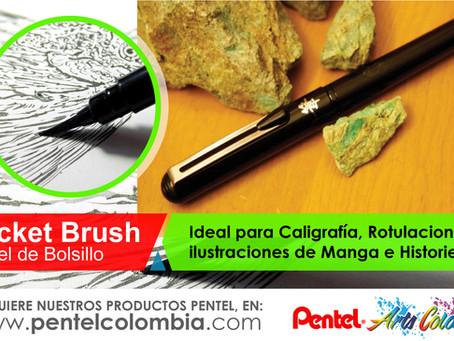 Pocket Brush Pentel