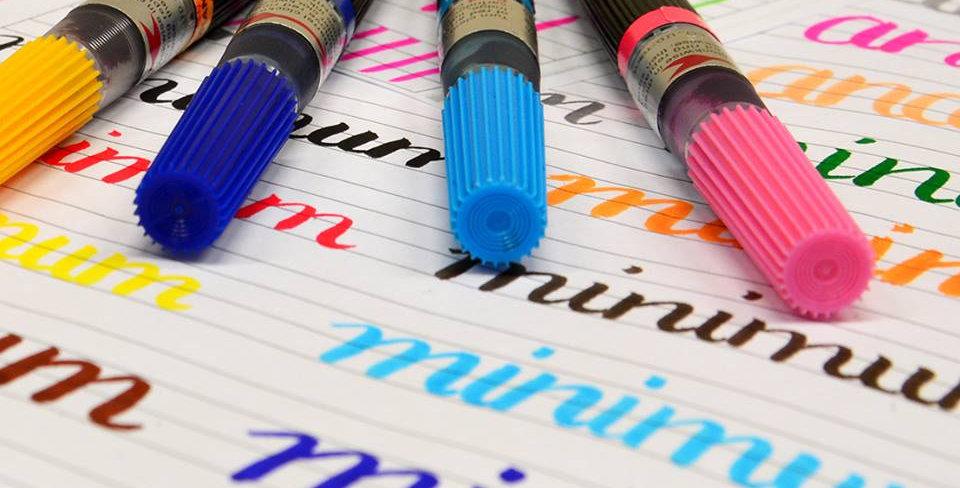 Color Brush Pentel Presentación en 11 Colores Vr. Unt.