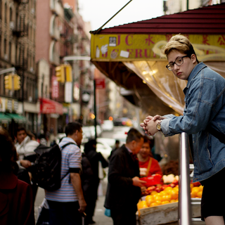 Chinatown Photoshoot  Model: Lujan Lopez
