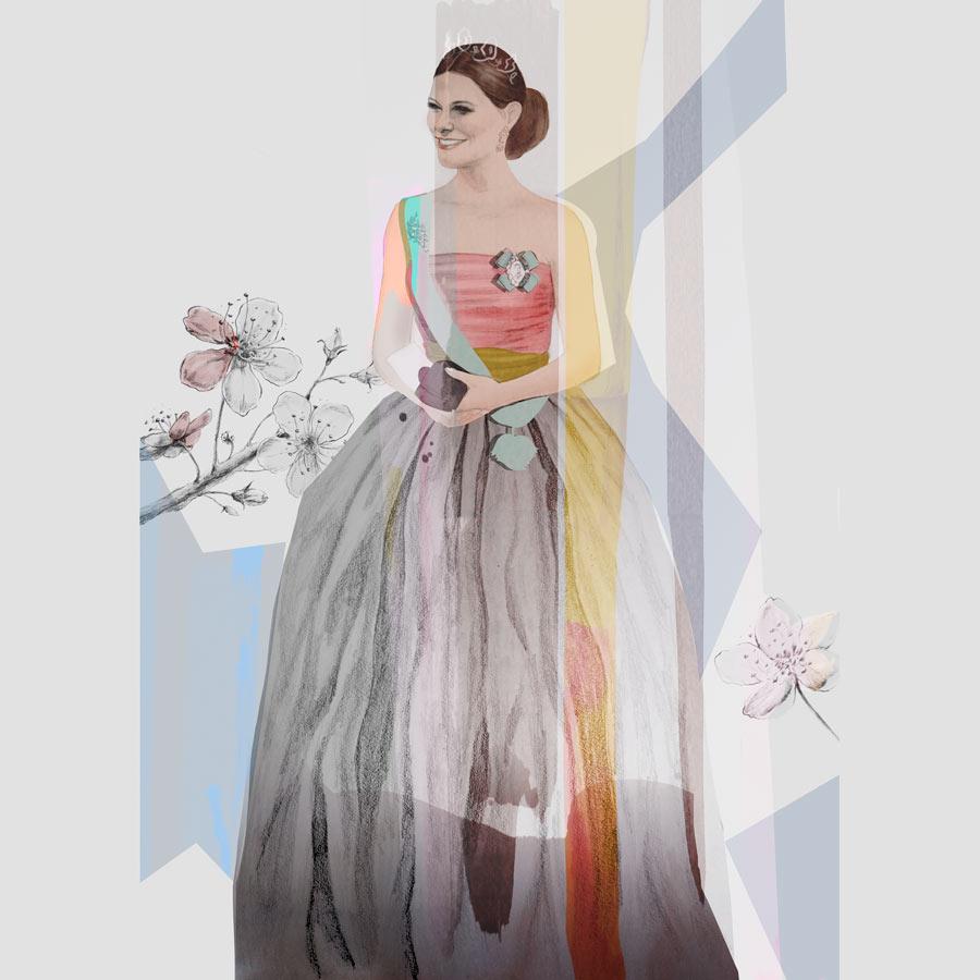Crown Princess Victoria, Nobel Prize