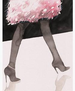 Chanel legs