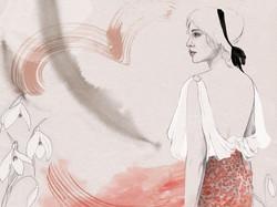 Chanel goddess