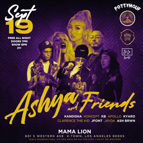 Ashya and Friends at Mama Lion.png